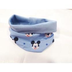 CUELLO mickey azul