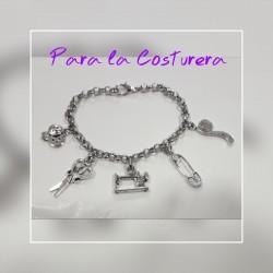 Pulsera Modista/Costurera